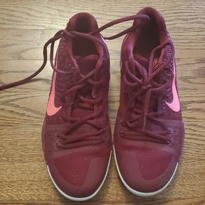 Nike Kyrie 3 GS Hot Punch Sneakers Size 6 Youth